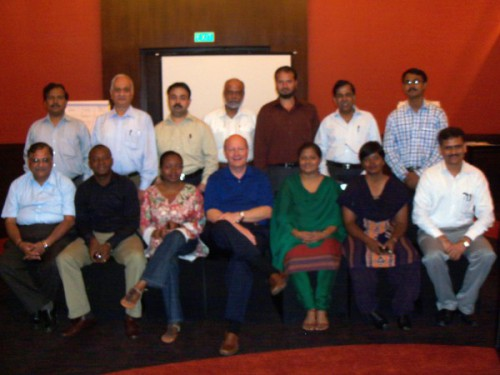 Bangalore TL 9000 Training Class Photo