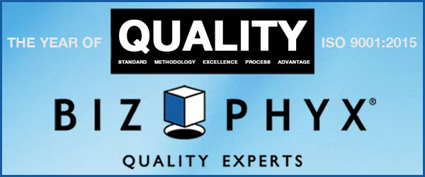 BIZPHYX: The Year of Quality